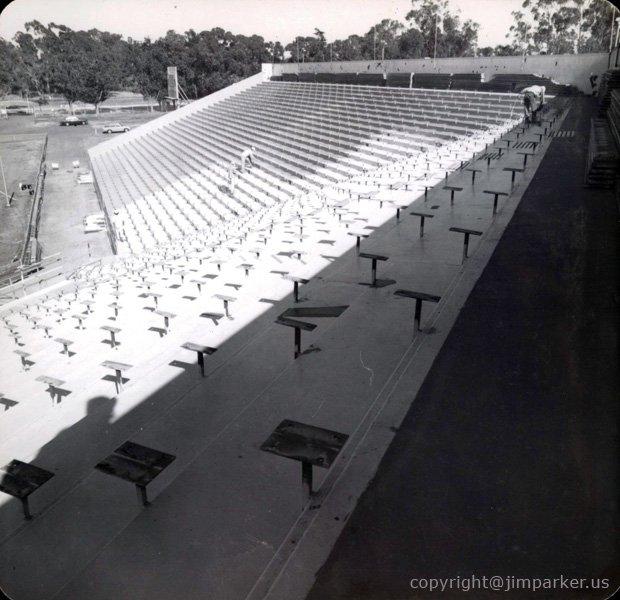Steel Stadium - UCSB