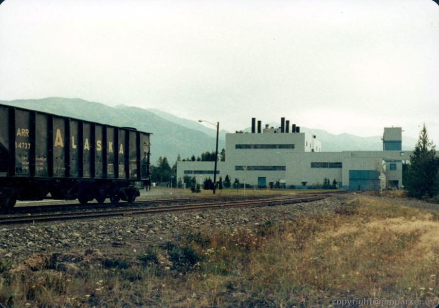 Power Plant - Alaska