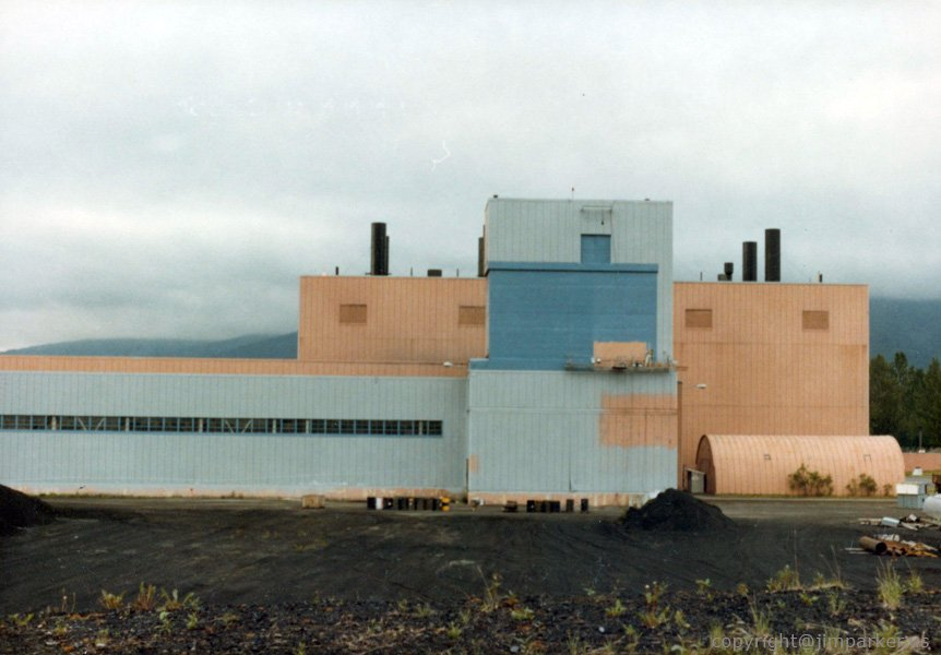 Powerplant - Alaska