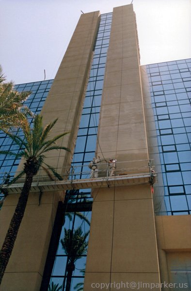 Los Angeles Hotel painting contractor