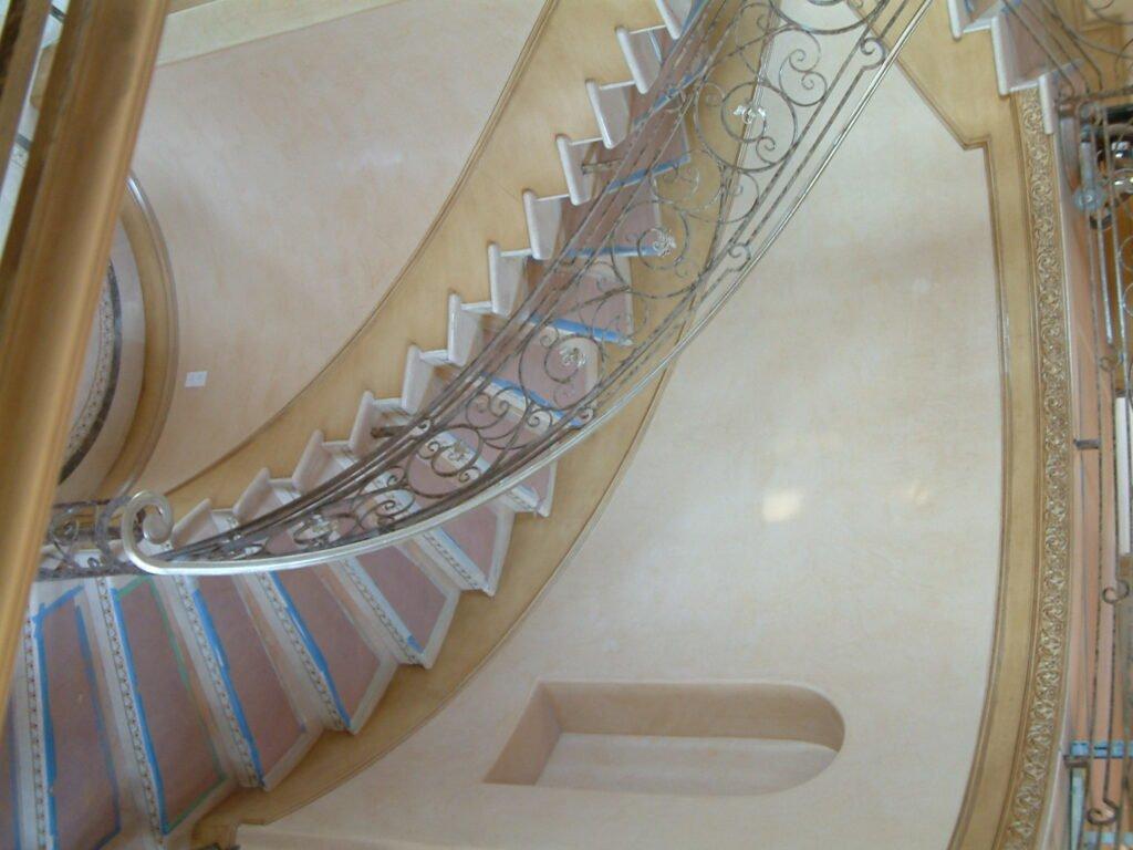 Venetian Plaster walkway specialists
