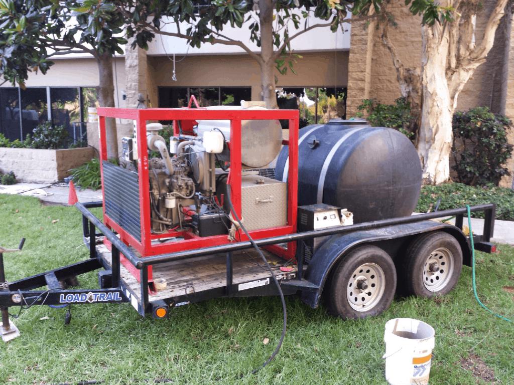 Diesel-Comet-pressure-washer