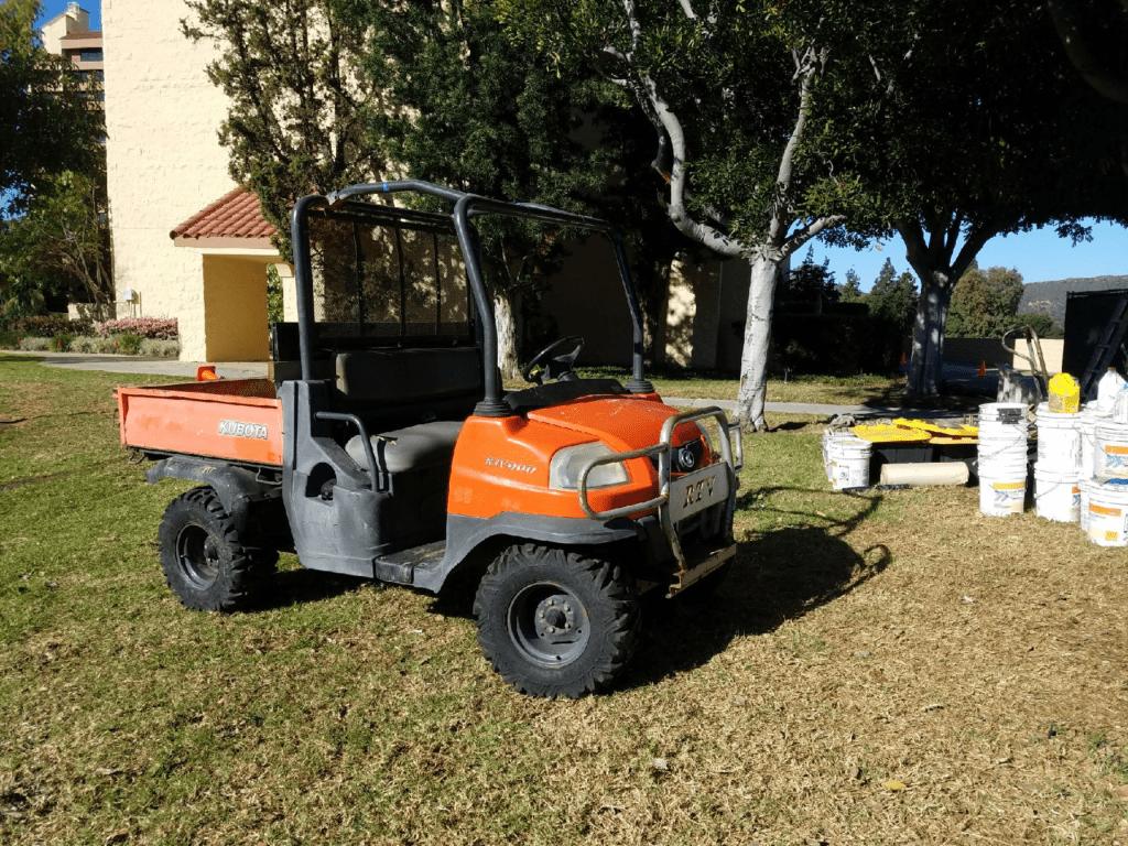 Kubota orange 1