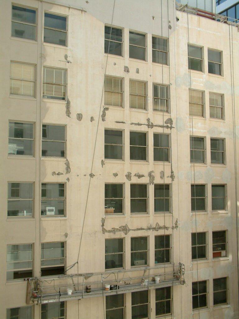 Oviatt Building - Spall Repair