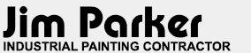 jim parker black logo text