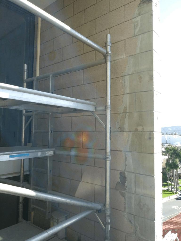 Jim Parker concrete repair