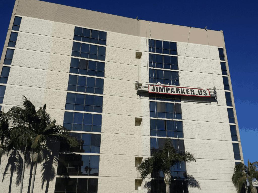 Jim Parker banner